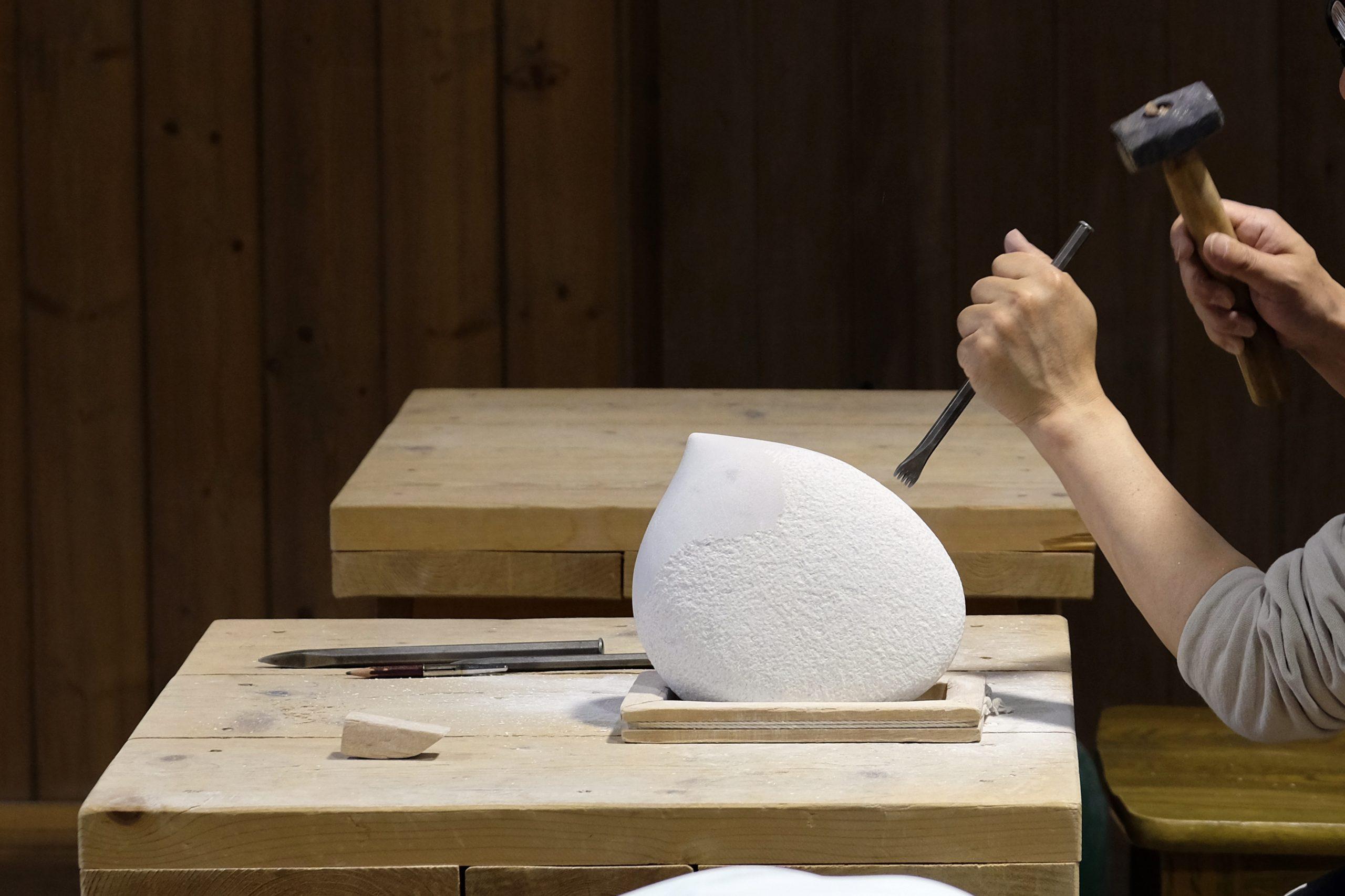 6月「こころを彫る授業」